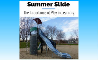 Summer Slide and The Importance of Play in Learning | BrainPowerBoy