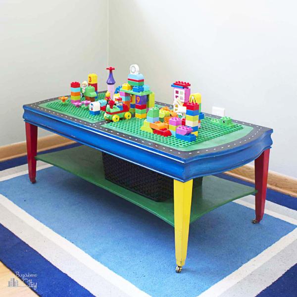 LEGO Duplo Coffee Table