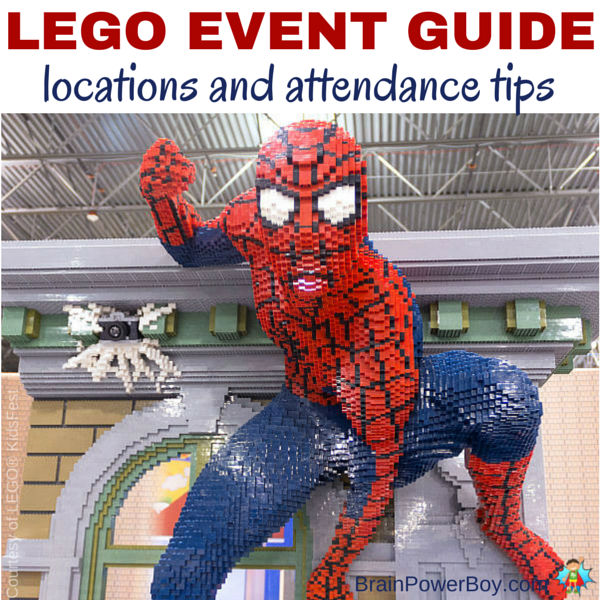 Looking for a LEGO event or convention in the US? This guide has everything in one handy spot - including attendance tips sure to make your trip a memorable one.