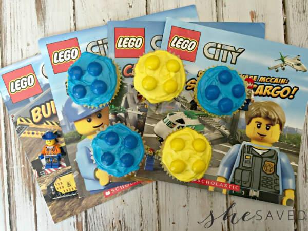 LEGO M M Cupcakes