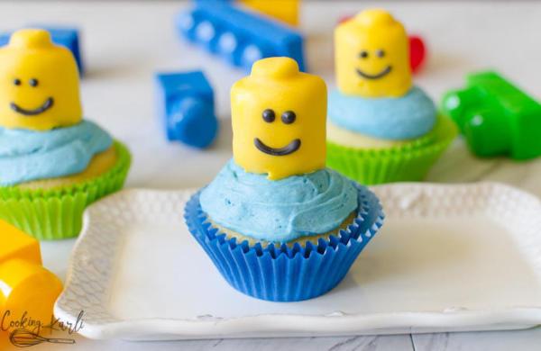 LEGO Marshmallow Minifig Head