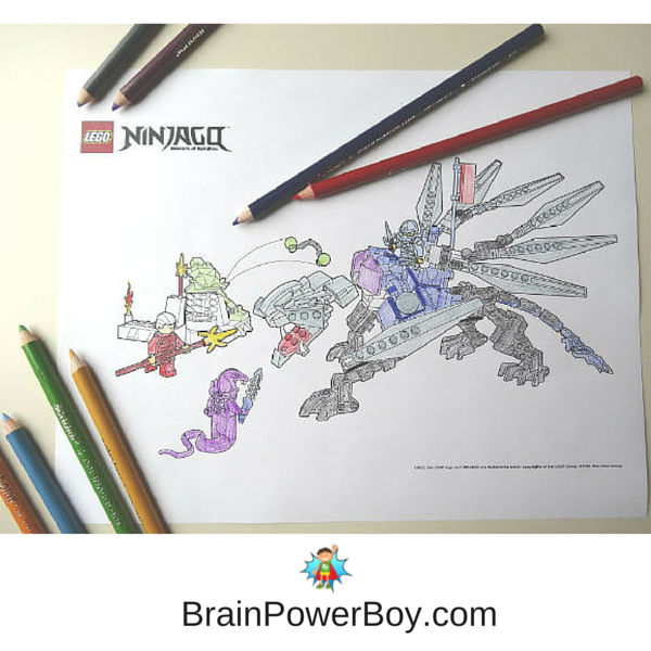 new lego coloring pages now available click to get these free printable ninjago coloring pages