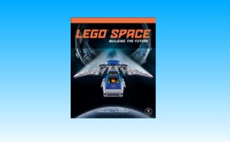 LEGO Space Building the Future Book Review