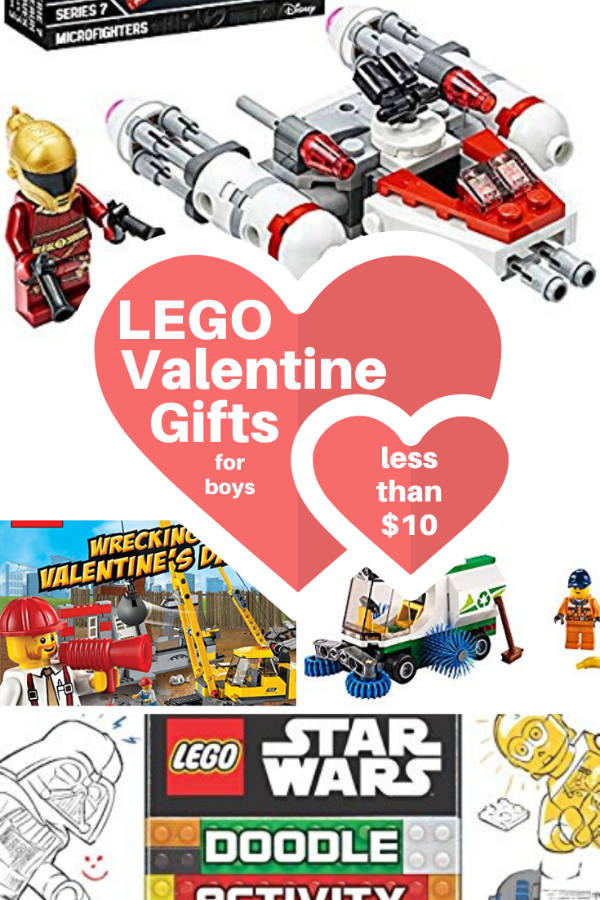 LEGO Valentine Gifts