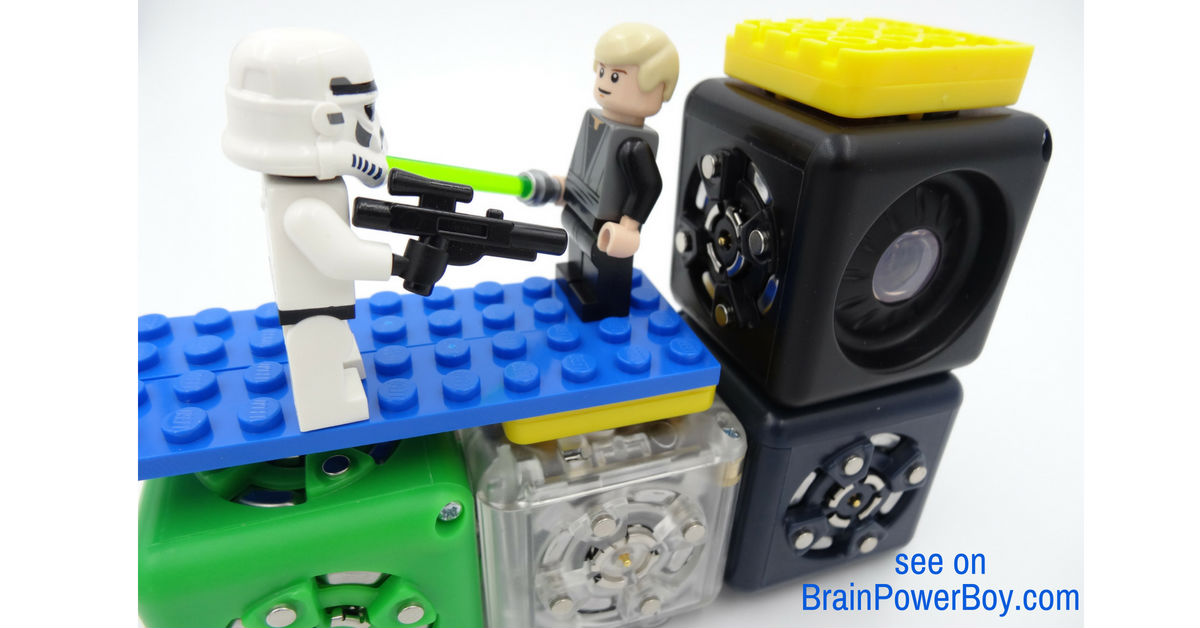 Grab your bricks, because there is a new ways to learn about robotics and it includes LEGO!(with #ad Home Science Tools.)