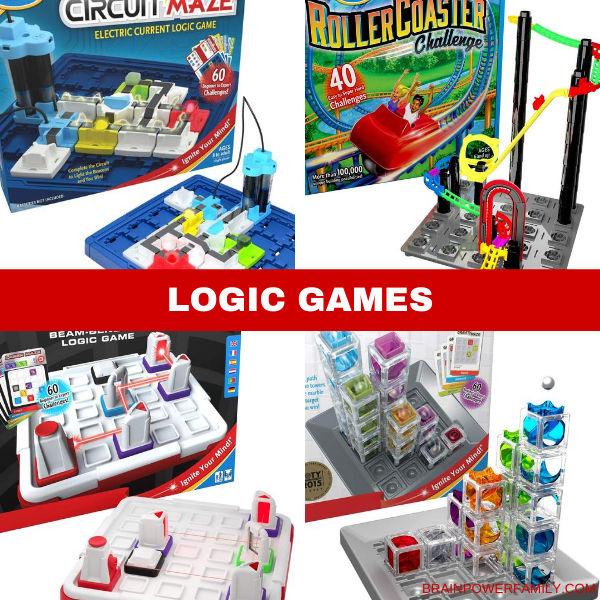 Logic Puzzle Games