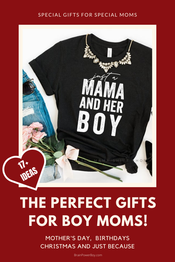 Gift Ideas Moms of Boys Will Love