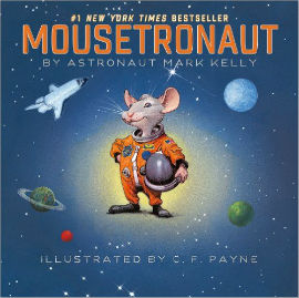 Mousetronaut will give your space jockeys a lift with help from astronaut Mark Kelly