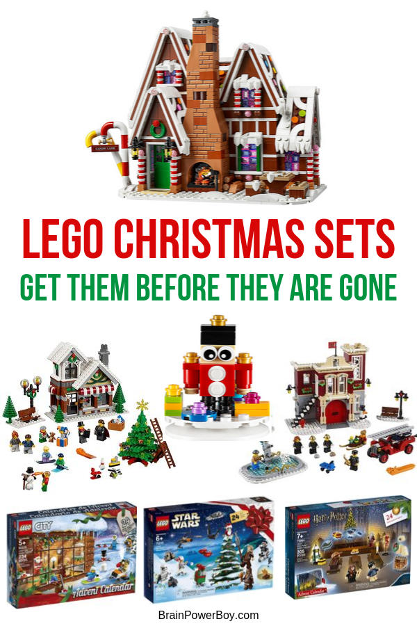Image Christmas Sets 2019.New Lego Christmas Sets For 2019 Get Them Before They Are Gone