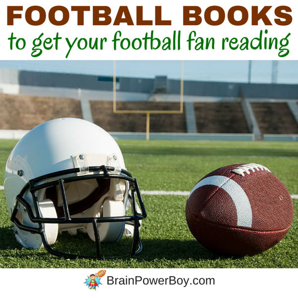 Non-fiction Football Books for Boys