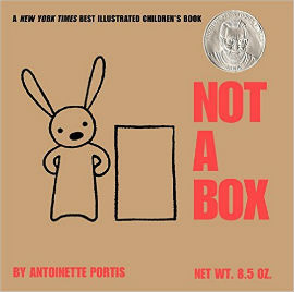 Not a Box is a book boys simply cannot miss!
