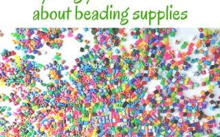 Perler Bead Supplies: The Ultimate List