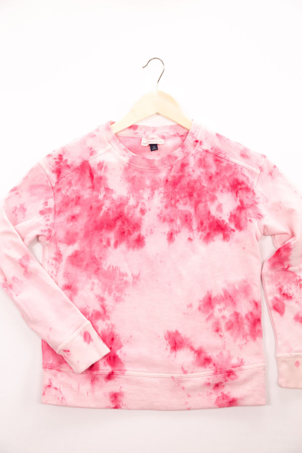 Pretty in Pink Sweatshirt