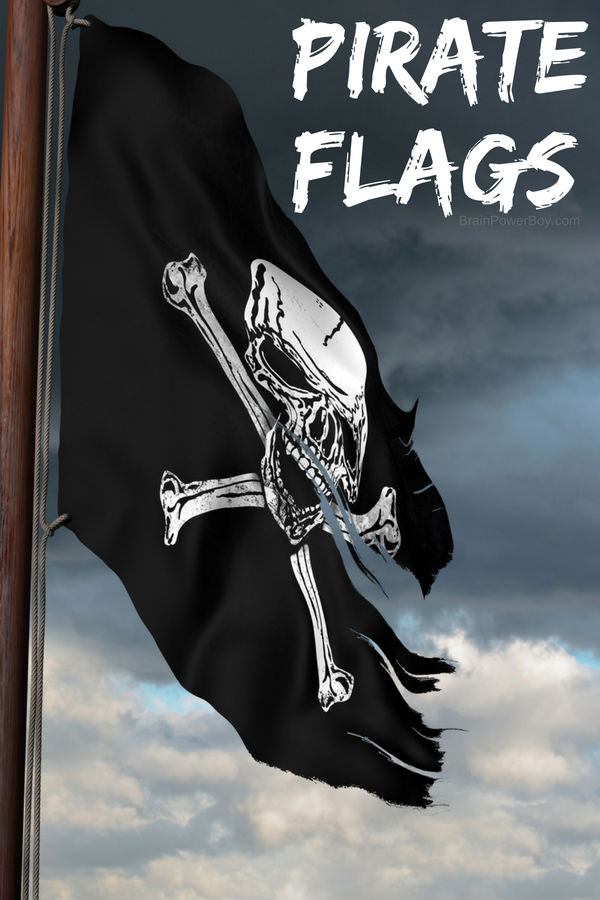 Don't miss this Pirate Unit Study that includes a whole section on pirate flags and their use and meaning. Fascinating!!