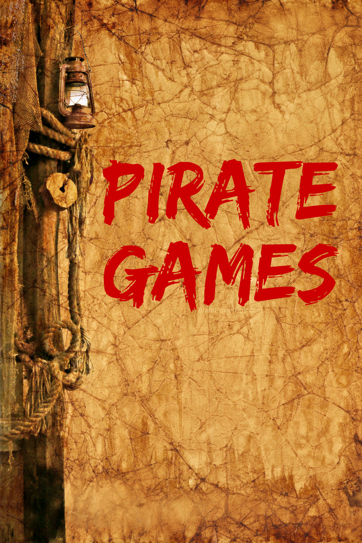 Packed with all types of pirate games (both online and offline) this pirate unit study will grab their interest. It will get them interested in learning more about pirates, that is for sure. Don't miss the section on games that pirates played - it is awesome.
