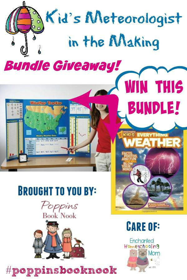Poppins Book Nook Weather Bundle Giveaway