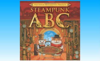 Steampunk ABC Book Review | BrainPowerBoy