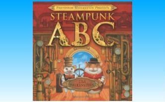 Steampunk ABC Book Review | BrainPowerBoy