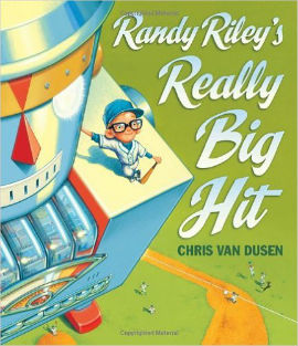 Randy Riley's Really Big Hit shows boys they don't have to be good at sports to enjoy them and contribute as well.