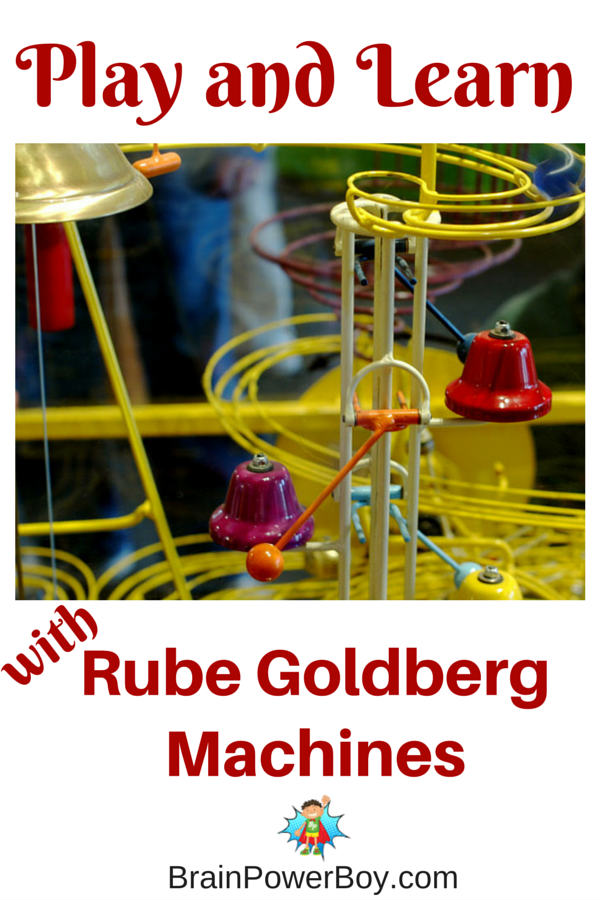 Wonderful resource full of great Rube Golberg Ideas including machines, books, projects, videos and more.