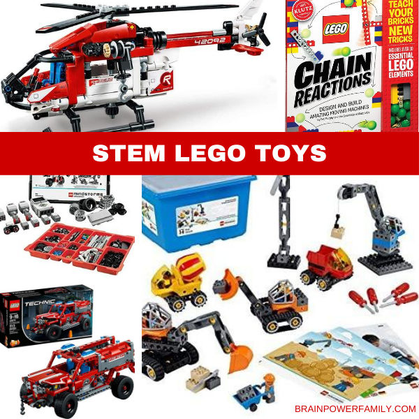 STEM LEGO Toys
