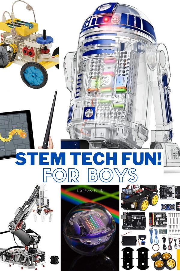 STEM Technology Toy Selection