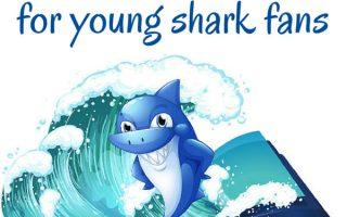 Fiction Shark Books for Young Shark Fans