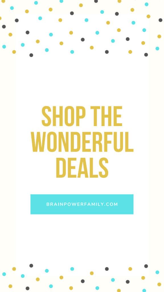 shop the best deals