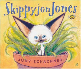 Skippyjon Jones is not to be missed for boys who are big into using their imaginations