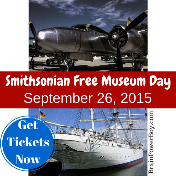 Get information on Smithsonian's FREE Museum Day plus tips on attending the museums participating in the event.