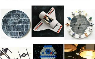 Star Wars Crafts That Are Out of This World