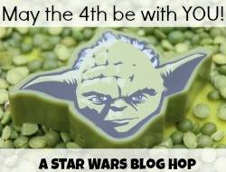 Star Wars Day, May the 4th Be With You Blog Hop with a lot of fun Star Wars crafts and activities