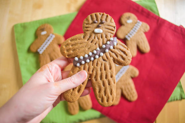 Star Wars Easy Wookee Cookie
