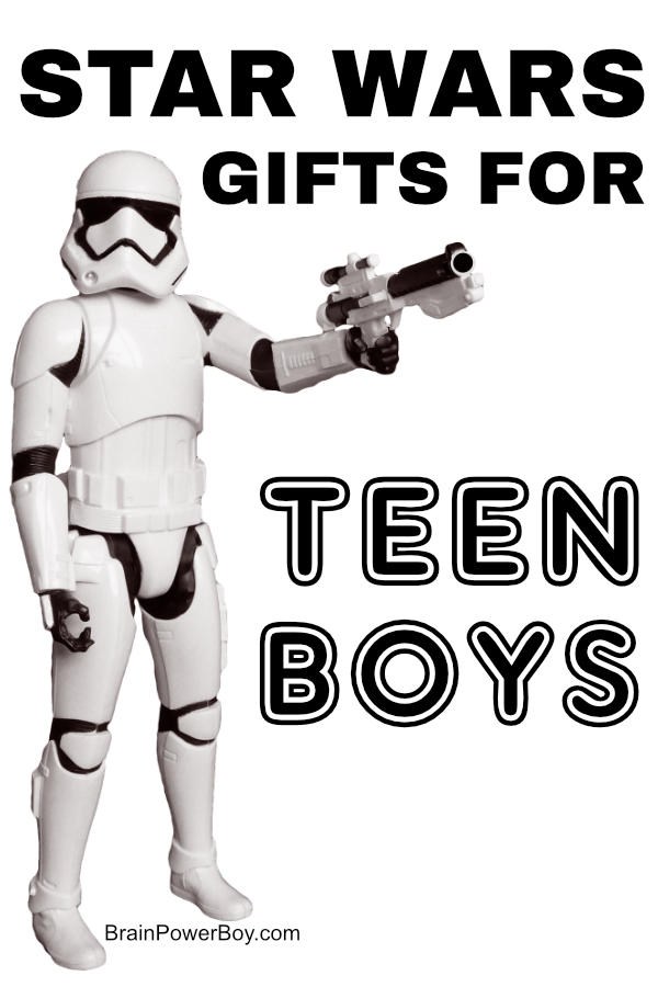 Star Wars Gifts for Teen Boys! You do not want to miss these!