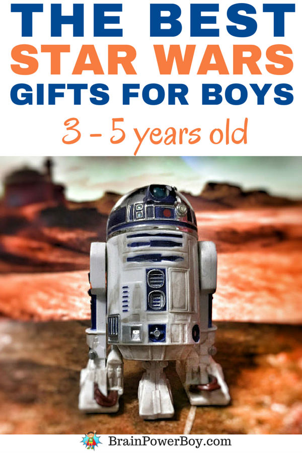Are you looking for a gift for your young Star Wars fan? Try these gift ideas for boys! The Star Wars gifts we selected are ones that they are really going to go for. Click to see the great selection for boys 3 - 5 years old.