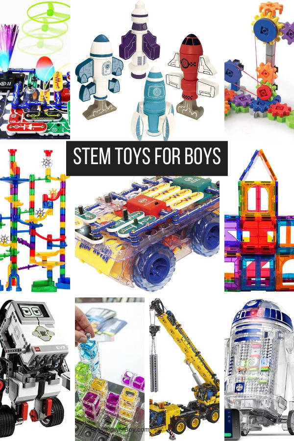 STEM Toys for Boys