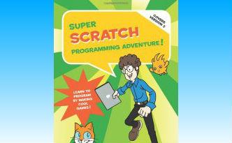 Super Scratch Programming Adventure Book Review | BrainPowerBoy