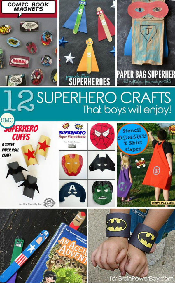 boys craft ideas cool crafts boys will enjoy 1169