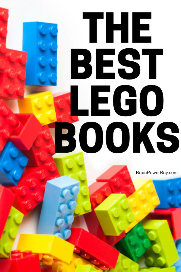 LEGO Books That You Won't Want to Miss!