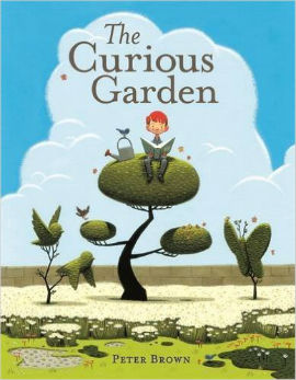 The Curious Garden is a good book for naturalistic learners.