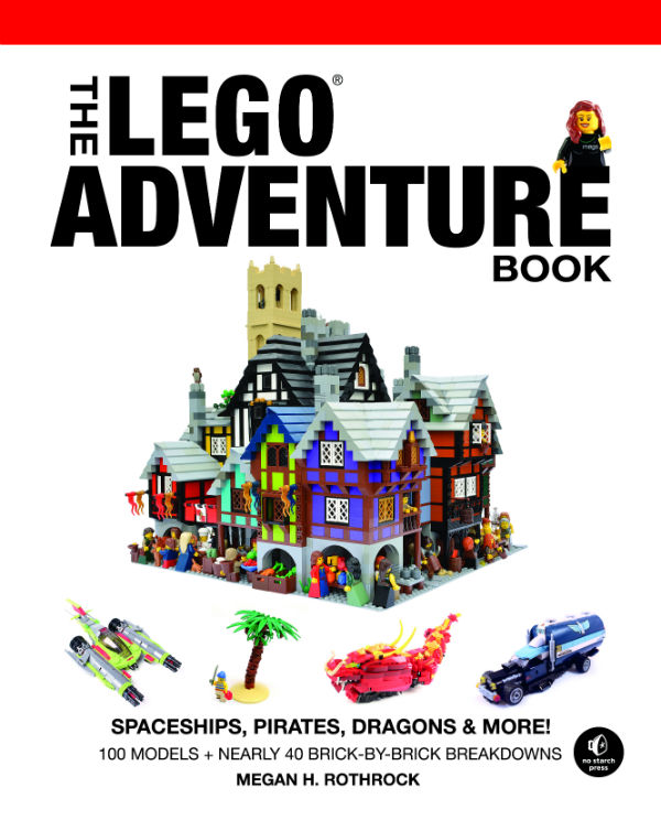 The LEGO Adventure Book 2 Cover