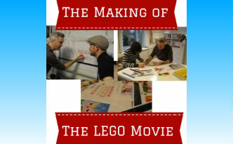 The LEGO Movie: Use this making of The LEGO Movie for some fun learning for boys