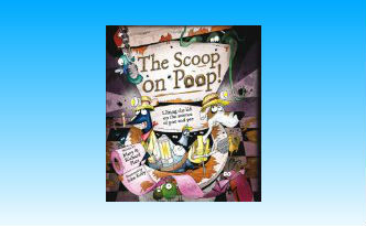 The Scoop on Poop Book Review Cover