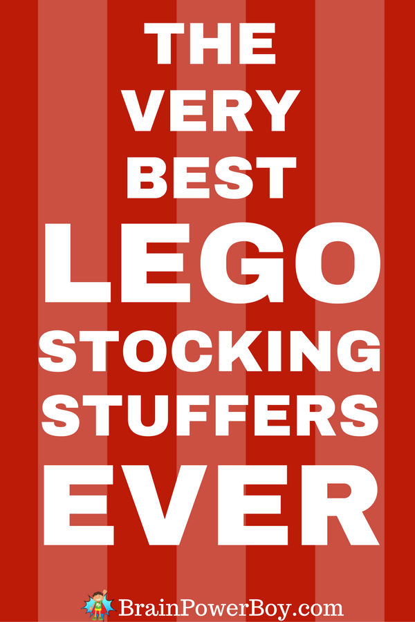 Get The Very Best LEGO Stocking Stuffer Ideas Ever! And we do mean EVER! LEGO santa sets, LEGO kitchen, LEGO pens, LEGO watches and so much more. I bet you haven't seen some of these ideas!