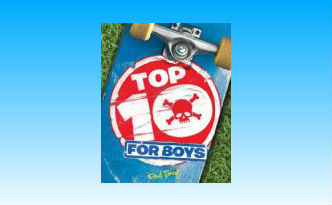 Top 10 for Boys Book Review