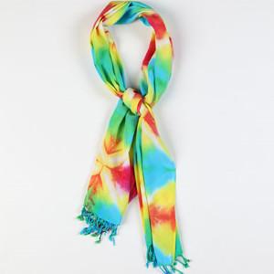 Tie Dye Scarf