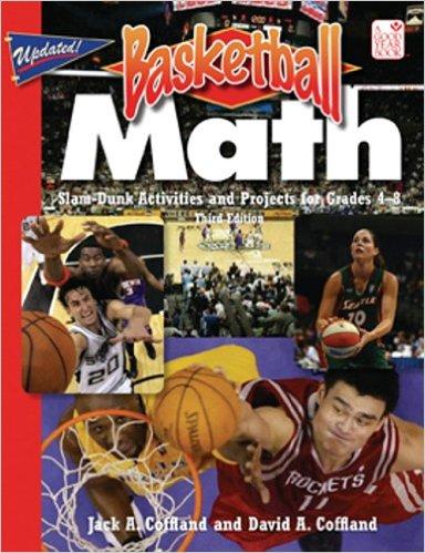 Use Basketball to Teach Math