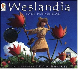 Weslandia a boys summer adventure