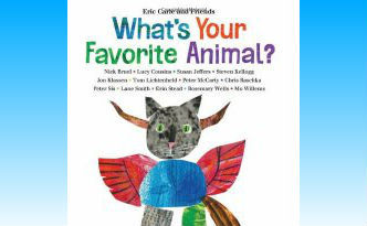 What's Your Favorite Animal Book Review | BrainPowerBoy.com