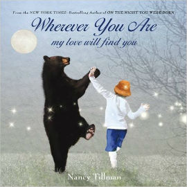 Wherever You Are My Love Will Find You is a book moms and boys should read together.